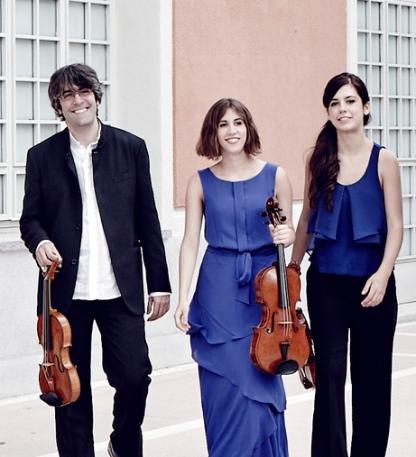 Trío Ensemble Praeteritum